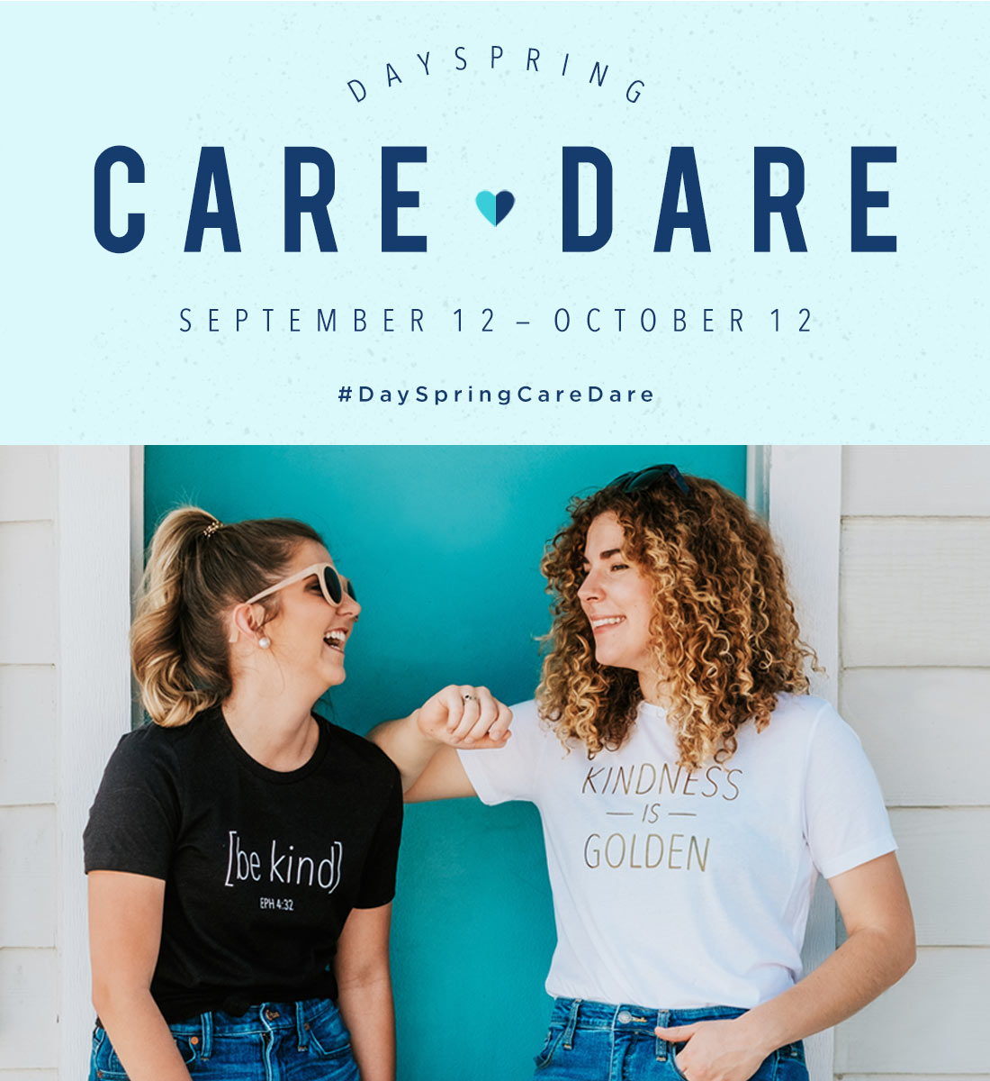 DaySpring Care Dare