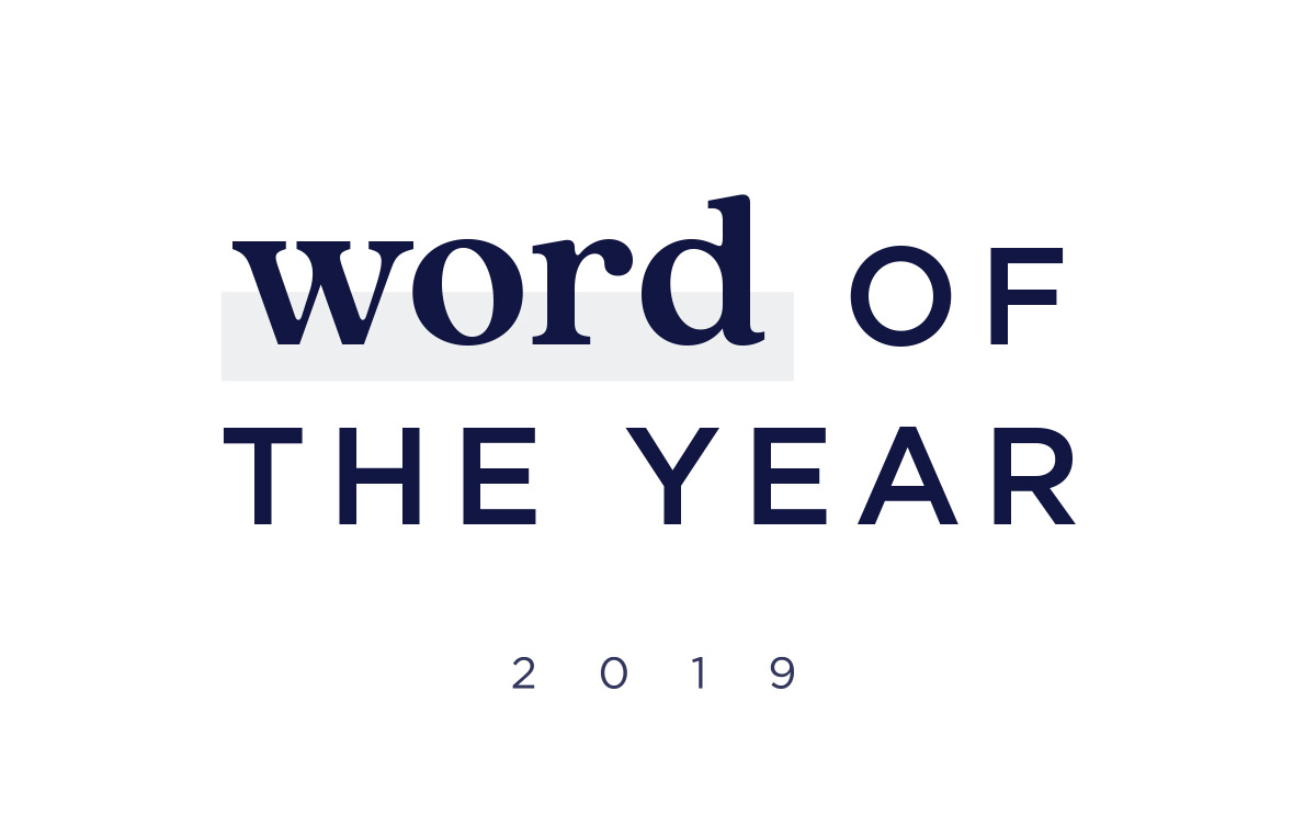 2018 Word of the Year - Take the Quiz